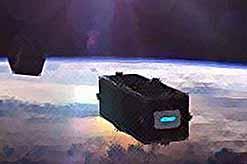 Наноспутники смогут добраться до Луны на каплях топлива