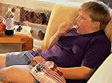 """Подростки-""""совы"""" чаще страдают ожирением"""