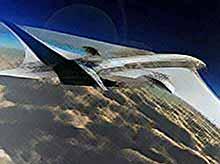 Самолет-птица, способный без дозаправки долететь до любой точки планеты