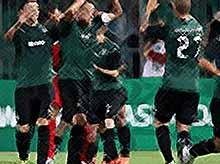 ФК «Краснодар» включен в число 100 лучших клубов рейтинга УЕФА