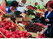 В России впервые за пять лет произошло снижение цен