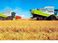 В Краснодарском крае планируют получить урожай не ниже прошлогоднего