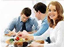 Большинство жителей Кубани обедают на рабочем месте