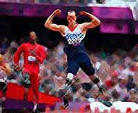 Сильные люди: Паралимпийские игры 2012 в Лондоне (фото)