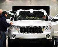 В России начнется сборка Jeep  в 2013 году