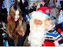 Что современные дети просят у Деда Мороза