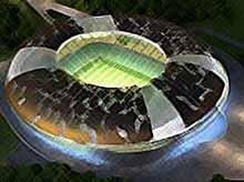 "В Краснодаре построят стадион ""Кубань-Арена"""