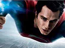 Новый супермен стал лидером  кинопроката