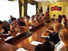 В Тимашевске прошло заседание совета по предпринимательству
