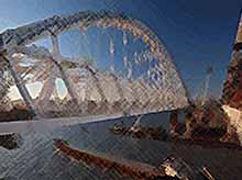 Крымский мост выдержит катастрофическое землетрясение