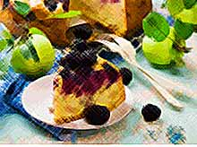 Вкусные  рецепты: яблочные пироги