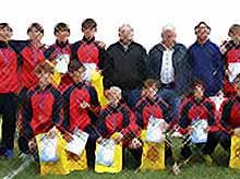 Юные  футболисты Тимашевска стали лучшими в крае