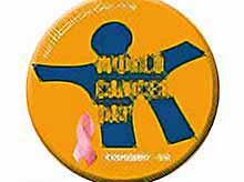 4 февраля- Всемирный день борьбы с раковыми заболеваниями.