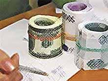 Российский рубль падает из-за слабой конъюнктуры внешних рынков
