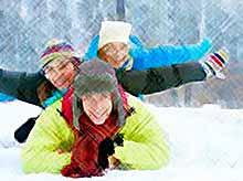 Как зимой укрепить здоровье?
