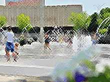 В Краснодаре жара  побила рекорд 71-летней давности