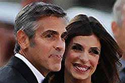 Джордж Клуни расстался с Элизабеттой Каналис