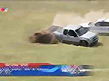 В Далласе преступник устроил гонки с полицией на взлетной полосе аэропорта