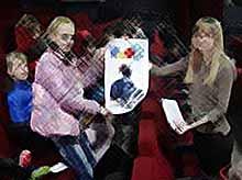 Весенние каникулы в кино в Тимашевске