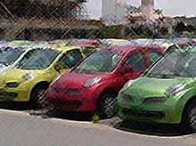 В России резко вырос спрос на японские автомобили.