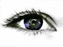 Ученые научились менять цвет глаз  (видео)