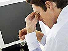 Как снять нагрузку на глаза при работе на компьютере за 1 минуту
