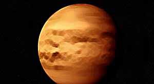 Специалисты NASA подняли на смех гипотезу о жизни на Венере (видео)