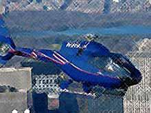 Для борьбы с пробками в Москве создадут вертолетное такси