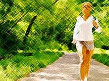 Хотите похудеть - меняйте темп во время ходьбы