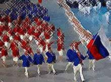 Сборную России отстранили от участия в Олимпиаде-2018