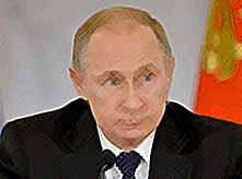 Десятая пресс-конференция Путина он-лайн