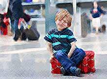 Названы популярные авианаправления для путешествий с детьми