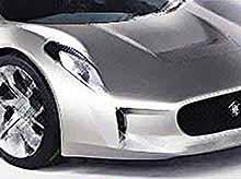 Концепт-кар Jaguar CX75