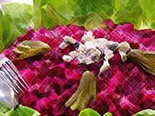 Рецепты зимних салатов