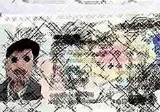 Ребенок разрисовал загранпаспорт отца, сделав его невыездным