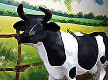 В России открылся первый музей коров