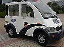 На Кубани планируют собирать электромобили.