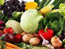К концу  лета цены на овощи снизятся