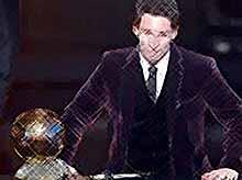 ФИФА объявила Лионеля Месси лучшим футболистом года