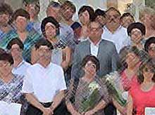 В Тимашевске вручили награды за терпение и милосердие