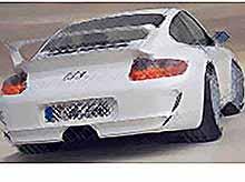 Новый 911 GT3 от Porsche