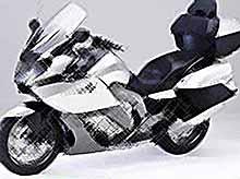 Новые мотоциклы BMW - K 1600 GT и 1600 K GTL