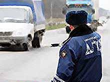 ГИБДД РФ начинает облавы на пьяных водителей