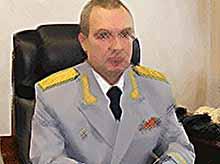 На Кубани  новый начальник Пограничного управления ФСБ России по Краснодарскому краю