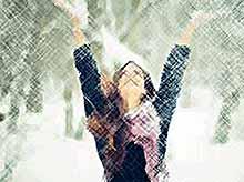 Психологи: счастьем можно  заразиться