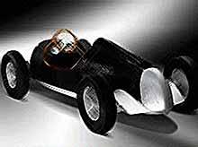Audi   представит  игрушечный  электрокар для детей.