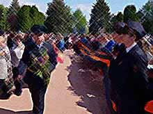 В день Великой Победы сотрудники полиции в Тимашевске несли службу в усиленном режиме