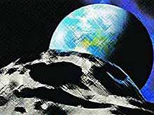 К  Земле приближается  массивный астероид  (видео)