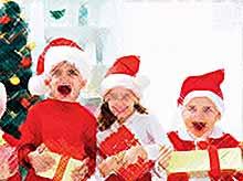 Что  нельзя дарить детям на Новый год