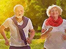 На продолжительность  жизни влияют всего четыре фактора